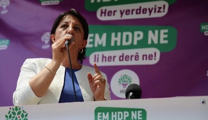 Buldan, Urfa'dan seslendi: AKP ile masaya oturacak tek bir Kürt yoktur