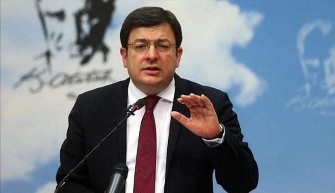 CHP'li Muharrem Erkek'ten sert sözler: Erdoğan ve Soylu kirli bir suçun üstünü örtüyor