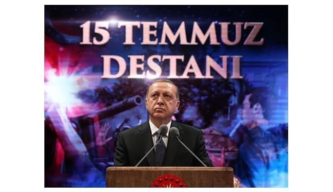 Erdoğan'dan 15 Temmuz itirafı: Evet açık söylüyorum; aldandık
