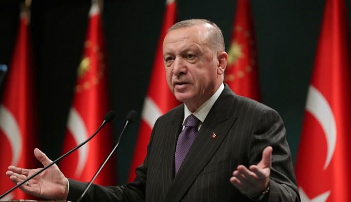 Erdoğan'dan 'aşı' açıklaması: 50 milyon dozu aştık