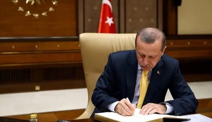 Erdoğan'dan bakanlıklara yeni atamalar