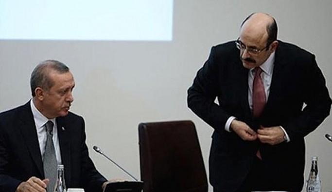 Eski YÖK Başkanı Yekta Saraç, Cumhurbaşkanlığı Başdanışmanlığı'na atandı