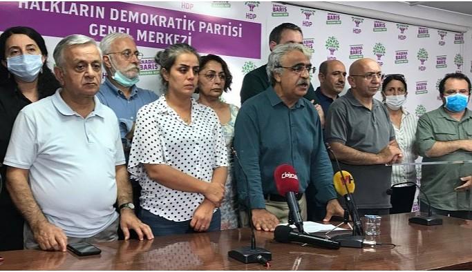 HDP'den Konya'daki katliama ilişkin açıklama