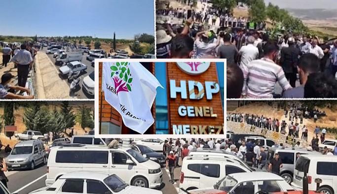 HDP: Haksızlıklara karşı tütün üreticilerinin yanındayız