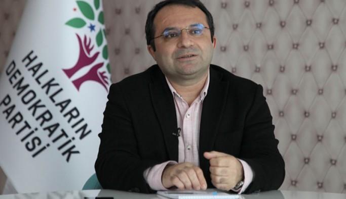 HDP'li Temel'den Altun'a tepki: En büyük provokatör sensin