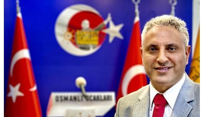 HDP'nin kapatılması için başvuru yapan Osmanlı Ocakları: HDP kapatılmasın