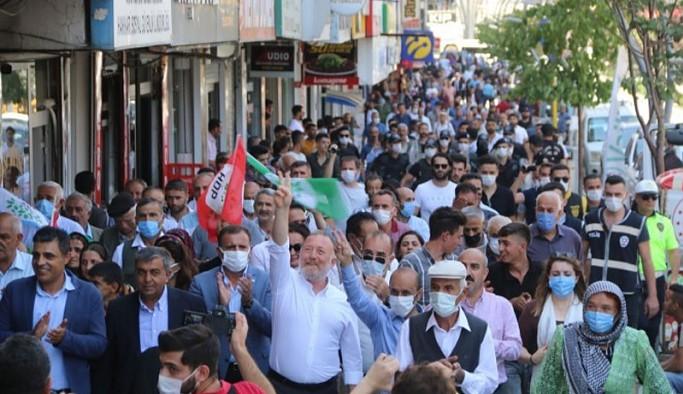 HDP'li Temelli: Çözüm de muhatap da Sayın Öcalan'dır