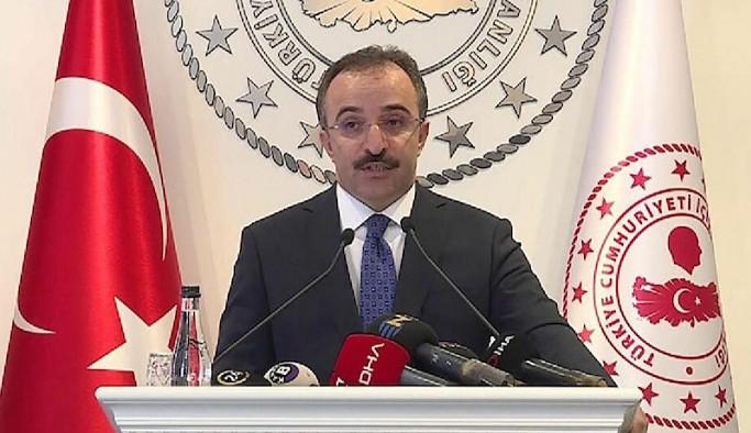 İçişleri Bakanlığı'ndan 'kayıp silah' açıklaması