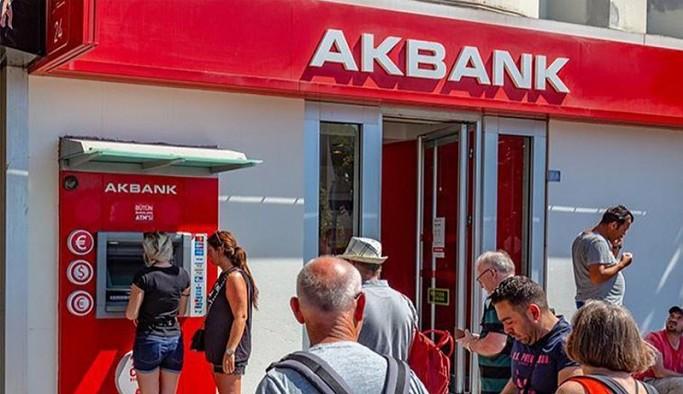 İki gün süren kriz sonrasında Akbank'tan 'gönül alma' mesajı