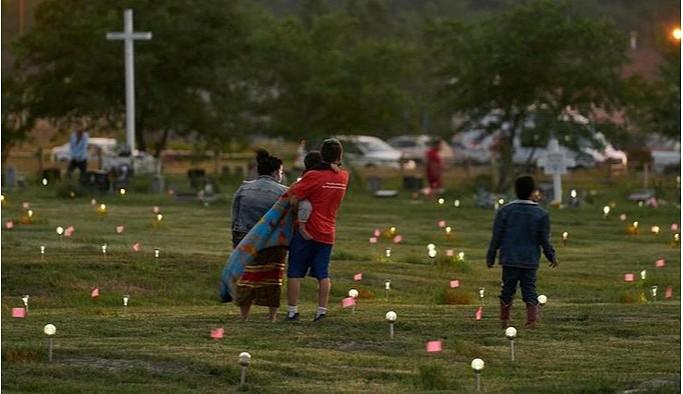 Kanada'da çocuk mezarı olduğu düşünülen 200 yeni yer tespit edildi