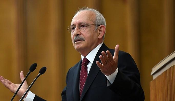Kılıçdaroğlu: 15 Temmuz raporunu korkudan yayınlayamıyorlar