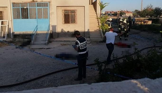 Konya'da daha önce ırkçı saldırıya uğrayan aile katledildi: 7 kişi hayatını kaybetti, ev de ateşe verildi