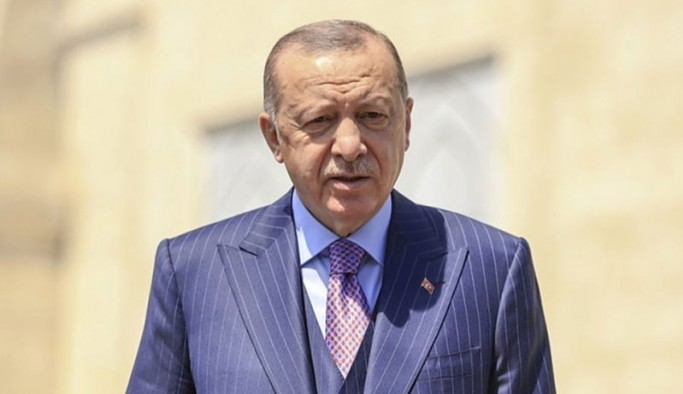Kürt sorunu ile ilgili açıklamalar yapan Erdoğan, 2015 yılında 'Kürt sorunu yok, terör sorunu var' demişti