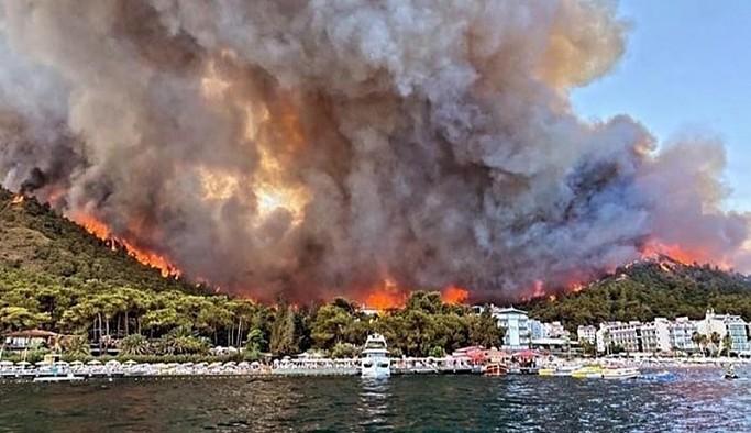 Orman yangınları: 4 kişi yaşamını yitirdi