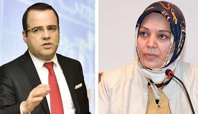 Özgür Demirtaş ve Hilal Kaplan Twitter'da birbirine girdi: Ekonomist görünümlü şovmen