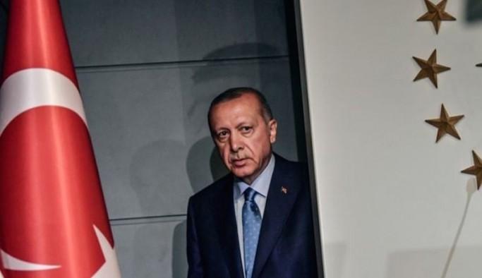 Partisinin ve şahsının 8 yıldır saldırı altında olduğunu söyleyen Erdoğan: Fitili ilk Gezi'yle ateşlediler