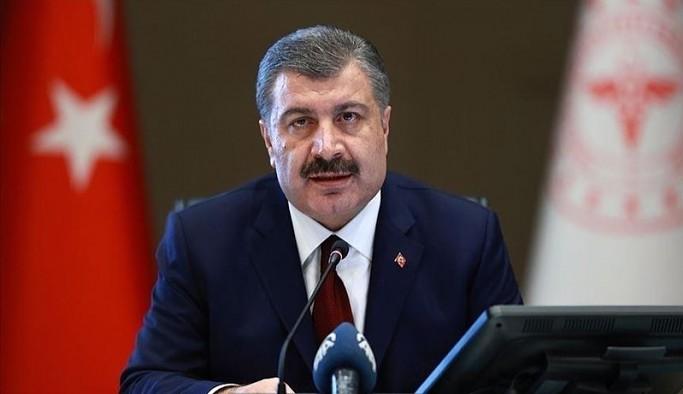 Sağlık Bakanı Koca, yangından etkilenen yurttaşlara ilişkin son verileri açıkladı