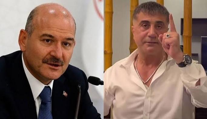 Sedat Peker'den Soylu'ya 'rest': İstediğin kişilerin desteğini al, hiçbiri benim destek aldığım yerden büyük değil