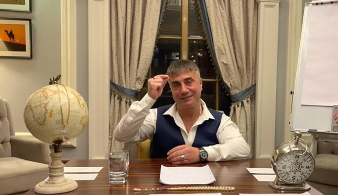 """""""Sedat Peker tüm ailesiyle birlikte Koronavirüs'e yakalandı"""" iddiası"""