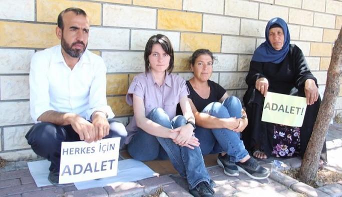 Şenyaşar ailesine dayanışma ziyareti: Bir olursak adaleti sağlayabiliriz