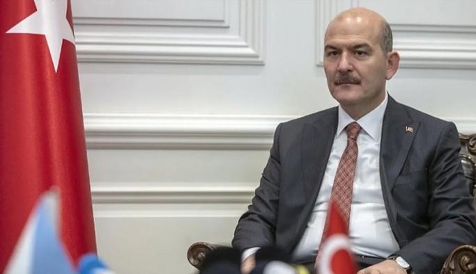 Süleyman Soylu hakkında 'Danıştay'a baskı yaptı' iddiası