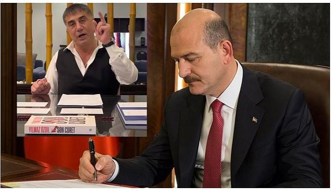 'Süleyman Soylu'nun en büyük kasasını açıklayacağım' demişti: Sedat Peker'den tweet yağmuru