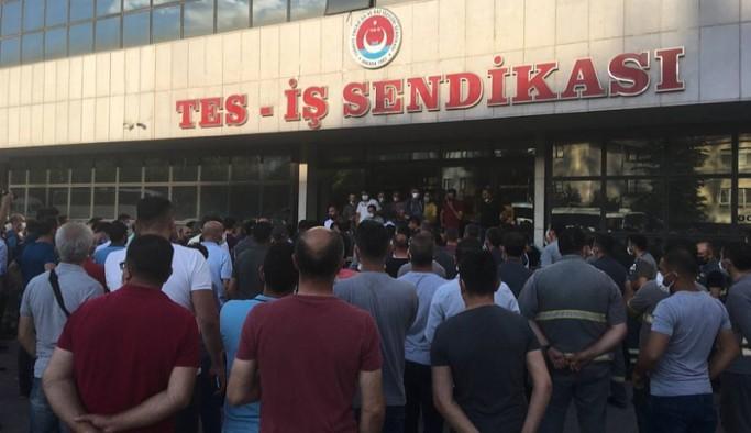 TES-İŞ'te üye kaybı sürüyor: Yüzlerce işçi istifa etti
