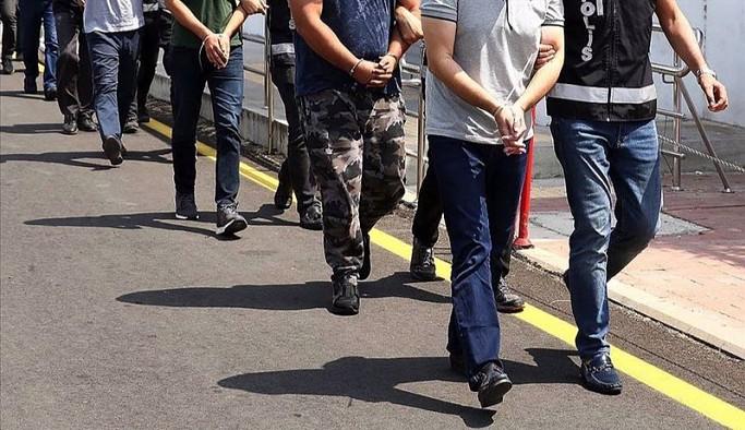 Ankara merkezli 13 ilde operasyon: 40 gözaltı kararı