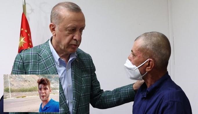 'Erdoğan, Şahin Akdemir'in ailesini ziyaret etmedi, ayağına getirtti, bizzat tanığıyım'