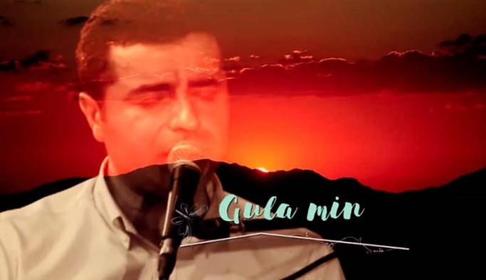 Selahattin Demirtaş'ın 'Gula Min' şarkısını seslendirildi