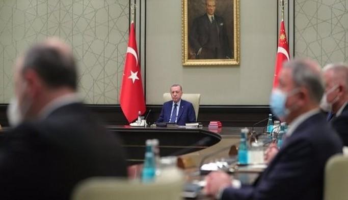 Kabine toplantısı ileri bir tarihe ertelendi