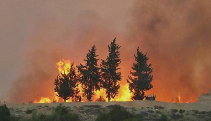 KCK'den orman yangınları açıklaması