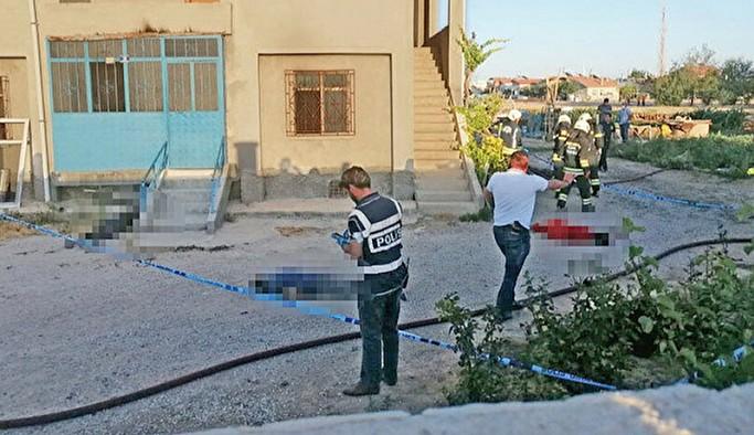 Konya'da 7 kişinin öldürüldüğü katliamın katil zanlısı yakalandı