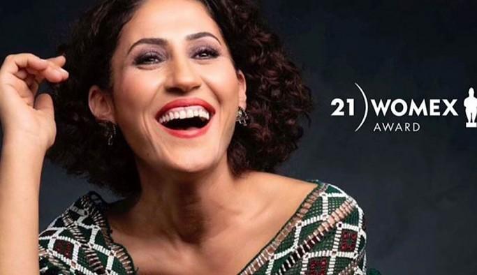 Kürt sanatçı, Aynur Doğan'a 'Yılın Sanatçısı Ödül'ü verildi