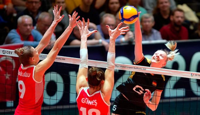 Türkiye, Avrupa Şampiyonası'nda çeyrek finalde