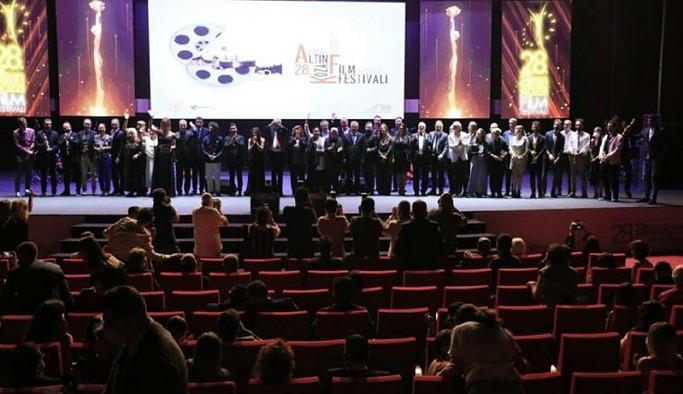 28. Uluslararası Adana Altın Koza Film Festivali'nde ödüller sahiplerini buldu
