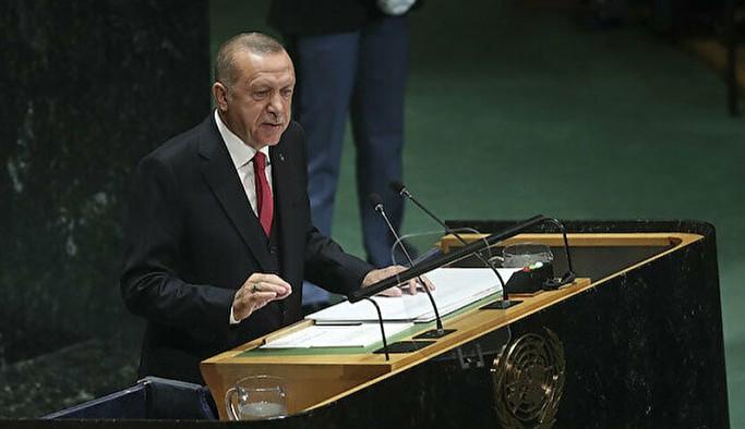 ABD'de konuşan Erdoğan'dan 'İslam düşmanlığı' vurgusu: DEAŞ'tan hiçbir farkı yok