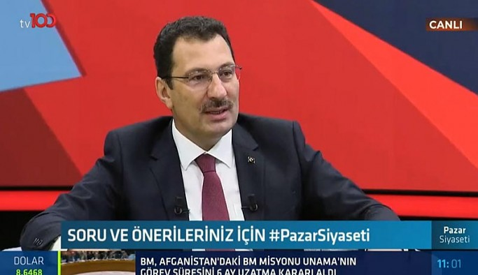 AKP'li Yavuz: Seçimler yaklaştı demek mümkün