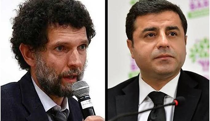 Avrupa Konseyi'nden Selahattin Demirtaş ve Osman Kavala kararı: Türkiye'ye süre verildi!