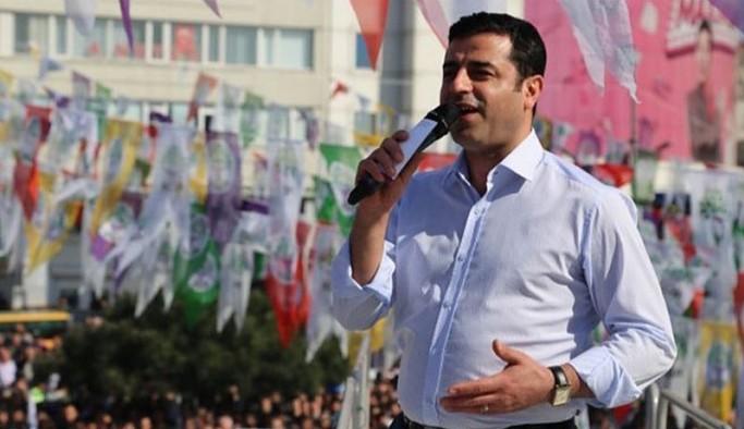 Avukatlar AİHM'e de gönderdi: Demirtaş'ın siyasetten silinmek amacıyla tutuklandığı tespit edilsin