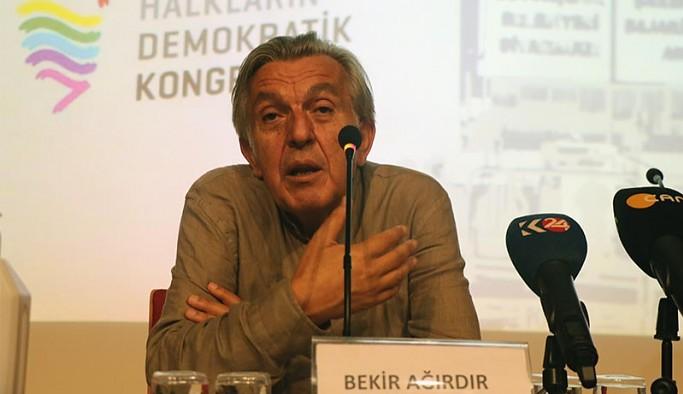 Bekir Ağırdır: Her 10 Kürt'ten 7'si HDP'ye oy verecek