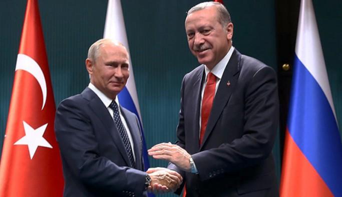 Bir Türk yetkili, Erdoğan'ın Soçi'de gündeme getireceği konuları açıkladı