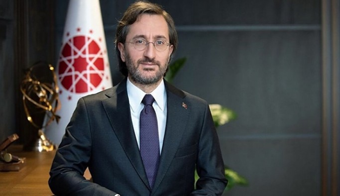 Danıştay, Fahrettin Altun'dan savunma istedi
