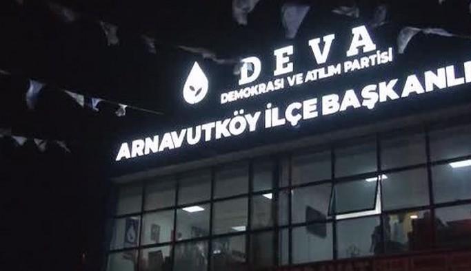 DEVA Partisi binasına silahlı saldırı