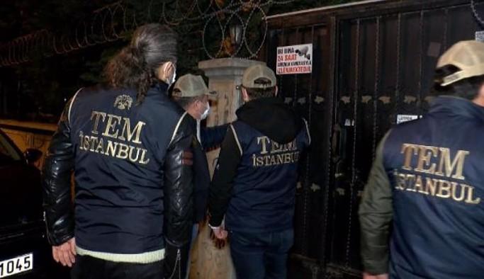 Emniyete operasyon: Çok sayıda polis gözaltına alındı