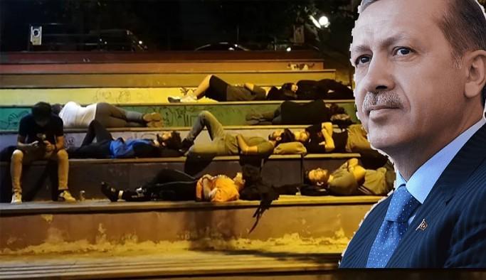 Erdoğan: Hiç ilgisi alakası olmayan kişileri banklara yatırarak kampanyalar sürdürüyorlar
