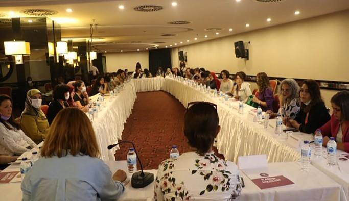HDP Kadın Meclisi'den, kadın özgürlükçü yerel yönetimler atölyesi