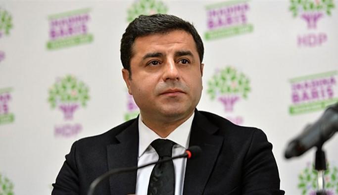 HDP'nin 'tutum açıklaması'na Demirtaş'tan ilk yorum