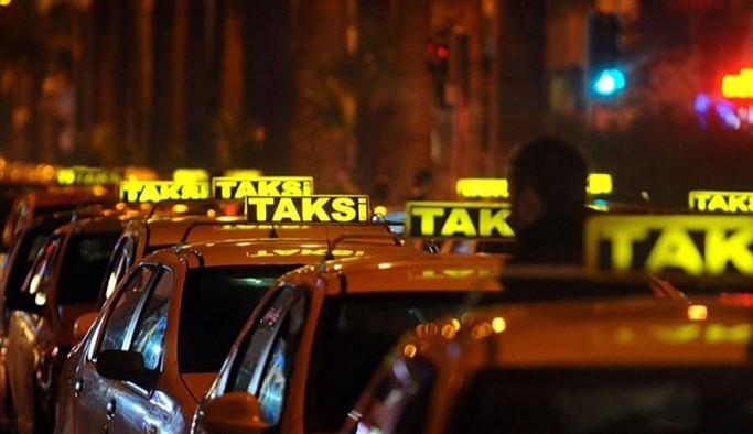 İçişleri Bakanlığı'ndan 81 ile taksi genelgesi