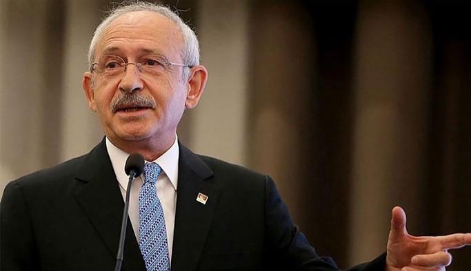 Kılıçdaroğlu: Tek adamın bekası için kurulmuş rejim ülke için beka sorununa dönüşmüştür